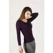 女生 高機能  保暖 塑身衣 保暖 台灣製 深紫 黑 粉紅-隨機出貨