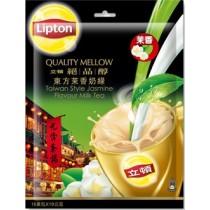 立頓奶茶粉 - 絕品醇東方茉香奶綠(19gX16入/包)