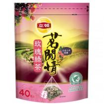 立頓茗閒情 - 玫瑰綠茶包(40入/包)