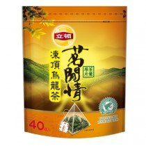 立頓茗閒情 - 凍頂烏龍茶包(40入/包)