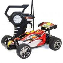 5513無線遙控車 1:22 小高速車 遙控賽車 高速越野車 四輪避震器 可甩尾 時速20km 充電式