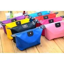 韓版摺疊化妝包 收納化妝包收納包化妝包旅行 8色隨機出貨