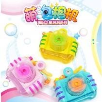 [預購5月中到貨]新款泡泡相機 電動吹泡泡玩具燈光音樂全自動卡通泡泡相機