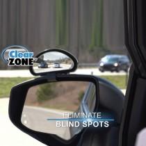無死角輔助後視鏡 車用後視鏡輔助鏡 後視鏡防死角 汽車專用(一對)