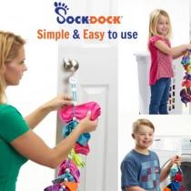 懶人掛襪器 襪子整理器掛襪神器袜子清洗晾曬神器懶人掛襪器