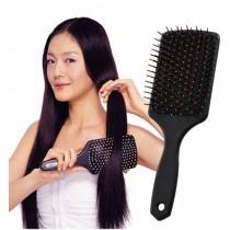 美髮氣囊梳 氣曩寬齒扁梳 保健按摩養生梳子 長髮不打結