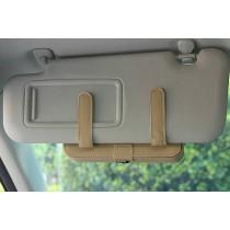 [預購11月底到貨]車用皮革面紙盒 質感皮革掛式車用面紙盒 四色隨機出貨