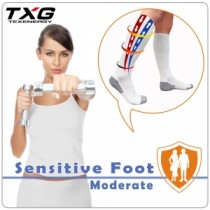 TXG 保健減壓襪-男女適用(基礎型)