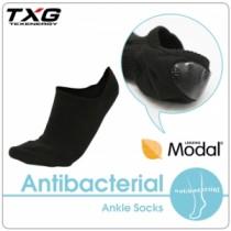 TXG 長效性抗菌除臭船襪(3雙入)