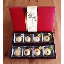 【恆順】月餅禮盒 60g*8入/盒