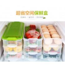 雞蛋保鮮盒 居家收納 雞蛋盒 多功能收納盒 裝蛋盒 雞蛋保鮮盒 露營蛋盒 不挑款