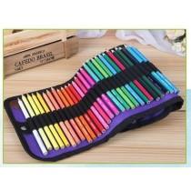 預購-50色彩鉛筆 六角彩色鉛筆 美術美勞兒童上班族療癒