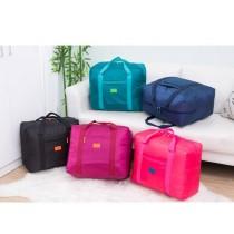 加大行李桿收納包 超大容量收納袋超輕量防潑水旅行折疊式出國旅行