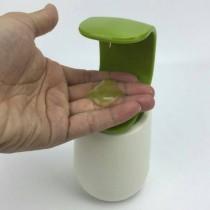 [買十送一]手背按壓式洗手乳補充瓶 C型手背按壓洗手液瓶 皂液器 洗手乳瓶 洗面乳瓶
