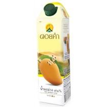 泰國皇家農場 100%純淨鮮果汁 1000ml (芒果) 8瓶組