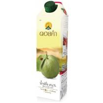 泰國皇家農場 100%純淨鮮果汁 1000ml (芭樂) 8瓶組
