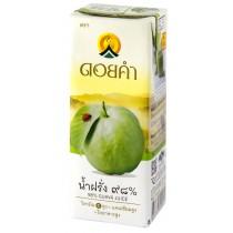 泰國皇家農場 100%純淨鮮果汁 200ml (芭樂) 36瓶組