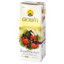 泰國皇家農場 100%純淨鮮果汁 200ml (綜合莓果) 36瓶組