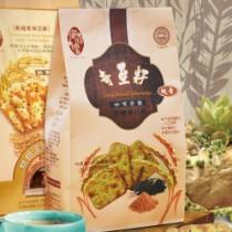 【稑禎】烘焙窯燒手作餅-奇亞籽咖哩岩鹽 (12包組)