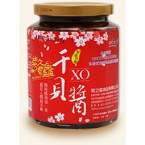 【菊之鱻】 XO頂級干貝醬 450g