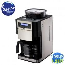 多功能全自動研磨咖啡機 SCM-1007S