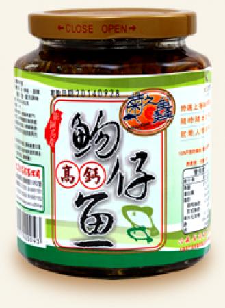 【菊之鱻】高鈣吻仔魚醬 450g