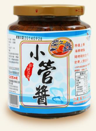 【菊之鱻】小管醬 450g