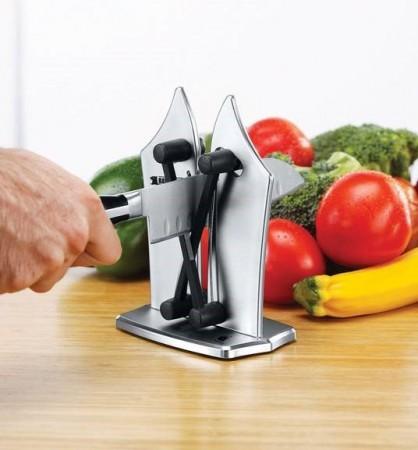 TV鋒利磨刀器 顛覆傳統磨刀方式更安全高效便捷 家用磨刀器磨刀石 料理幫手