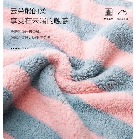 加厚速乾浴巾  親膚不掉毛 透氣蓬鬆 特製加厚絨毛 細膩柔軟