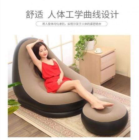 懶人充氣沙發套裝 充氣懶人沙發  休閒沙發 充氣沙發 充氣戶外沙發