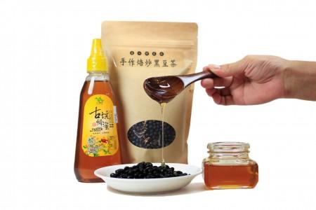 【禮盒】黑豆蜂蜜禮盒
