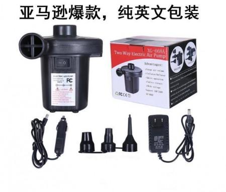 車家二用電動充氣泵 抽氣 充氣二合一  電動充電泵 游泳圈 充氣床 壓縮袋