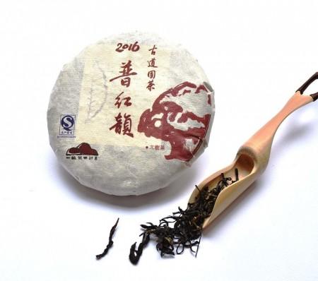 2016年普紅韻紅茶餅