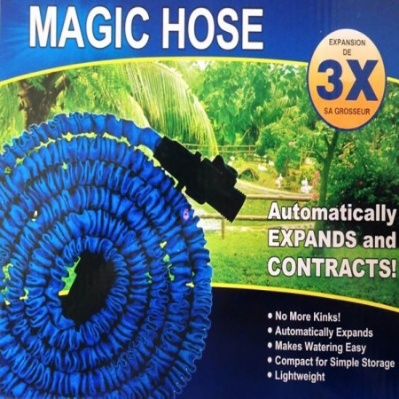 48小時到貨/MAGIC HOSE 15M多功能伸縮 水管 15M/50ft