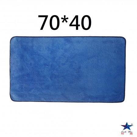 (70*40) 強力吸水地墊  台灣製造  可放置洗衣機前  浴室門墊