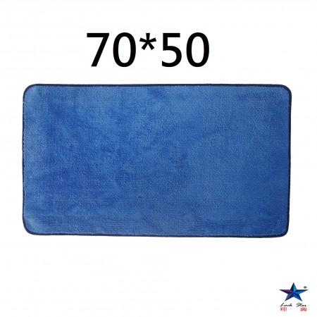 (70*50)強力吸水地墊 台灣製造  可放置洗衣機前  浴室門墊