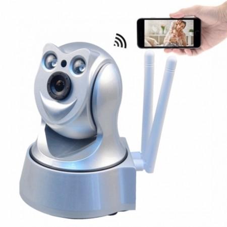 高畫質手機網路監視搖頭攝影機 P2P Wifi IP Camera /高清960P