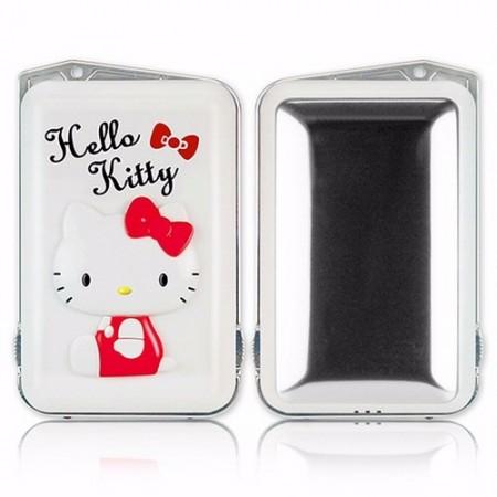 48hr快速出貨 /Hello Kitty 凱蒂貓 KT-Q11 長方型電子式暖爐 白色
