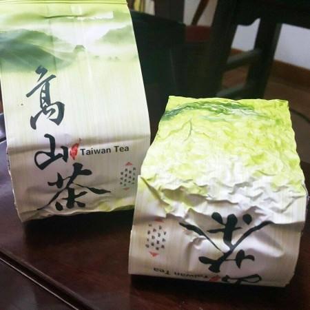 台灣茶葉禮盒 高山四季春
