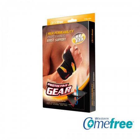 Comefree CF81104高透氣專業型護腕