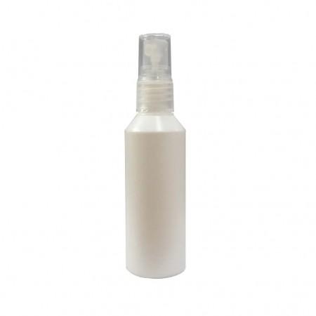 (10瓶一組)60ML白色噴霧瓶 ※活動超殺促銷,購買兩組就多送一組,三組平均一組133元※ 酒精噴霧瓶 空瓶 HDPE瓶子 隨身酒精瓶 分裝瓶