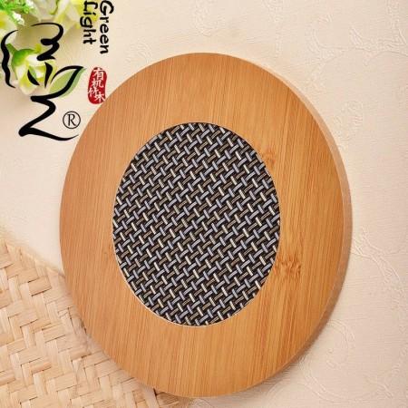 碳化竹製隔熱墊  防燙墊 桌墊杯墊 隔熱墊 桌墊碗墊鍋墊