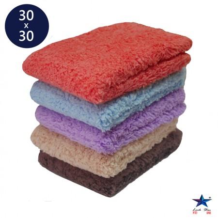 超細雙面長毛絨 毛絨抹布魔布 車體美容指定車用 吸水 吸油 去汙 洗車布 纖維布
