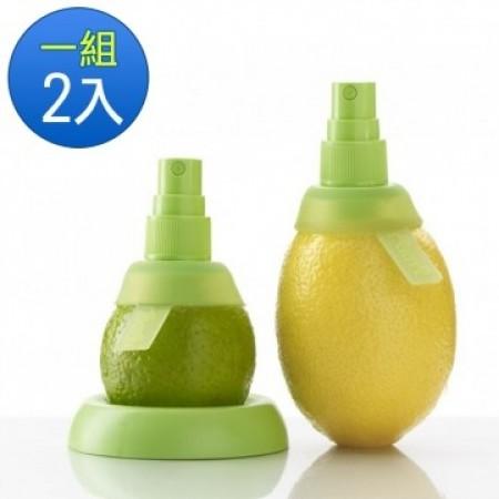 (團購超值5組) 檸檬 榨汁噴霧器 (大+小)