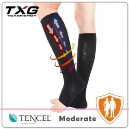 TXG 露趾機能減壓襪-基礎型