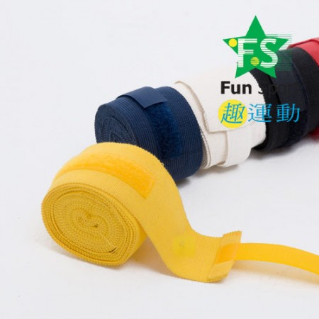 《Fun sport》【武術跆拳】拳擊跆拳專用手綁帶(二卷)(左右手各2條)