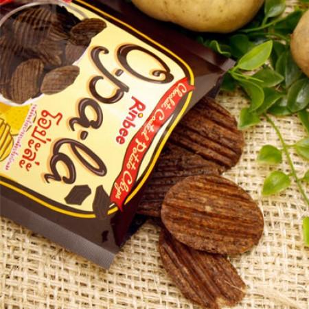【稑禎】Opala歐趴拉巧克力薯片 30g/包 (48包組)