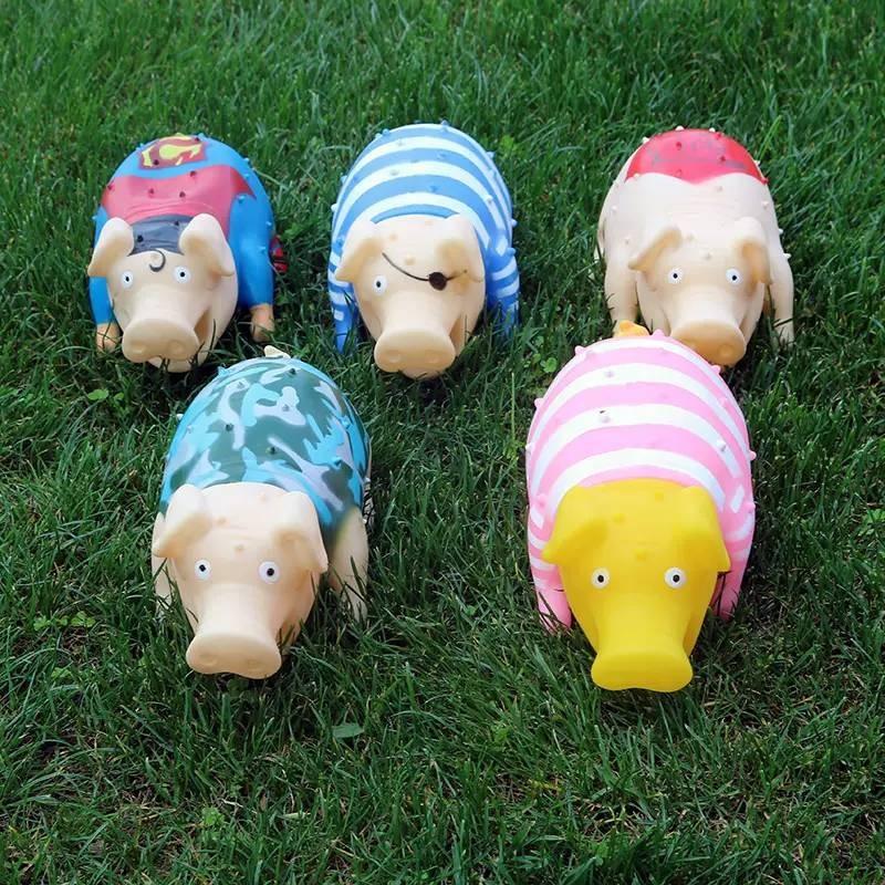 可愛叫叫豬 人氣超夯 大款整人 kuso 慘叫發洩豬 整人玩具 叫叫豬 出氣豬 慘叫豬比慘叫雞更可愛