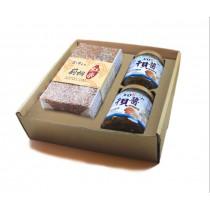 【禮盒】紅米干貝醬禮盒