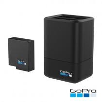 雙電池充電器 + 電池 (HERO5 Black)